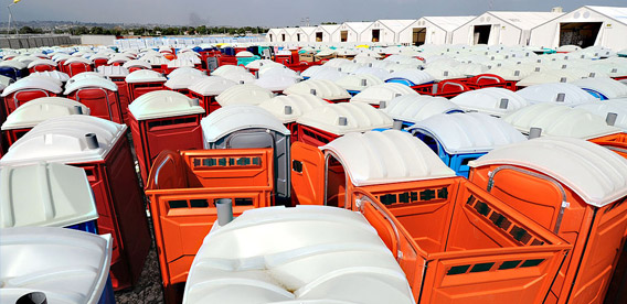 Champion Portable Toilets in Hesperia, CA